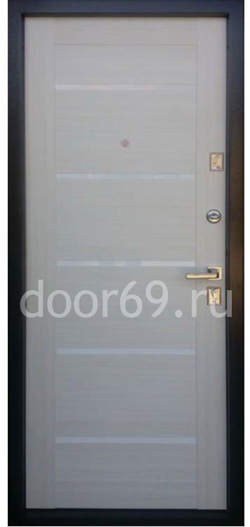 Бульдорс 13 P Дуб беленый new Е3 (стекло)