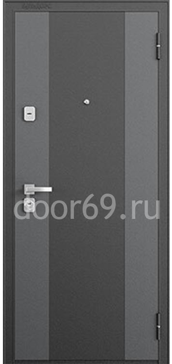 Бульдорс 44 T NEW Черный шелк K-2