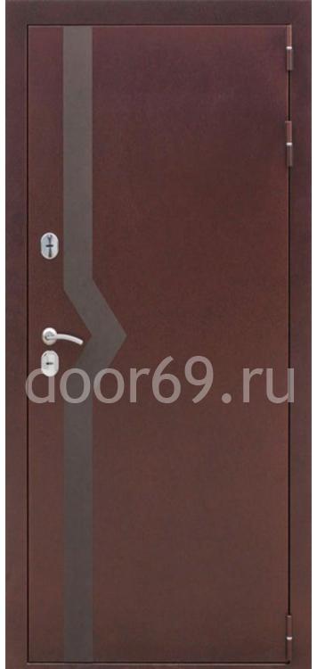 Цитадель ISOTERMA Медный антик / Беленый дуб