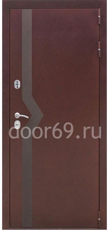 Цитадель ISOTERMA Медный антик / Венге