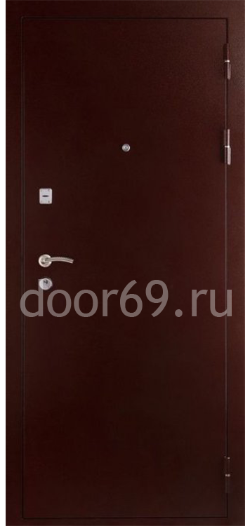 Дива МД-04 Медь / Орех тисненый