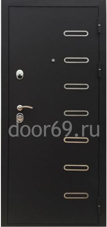 Дива МД-21 Черный бархат / Дуб беленный