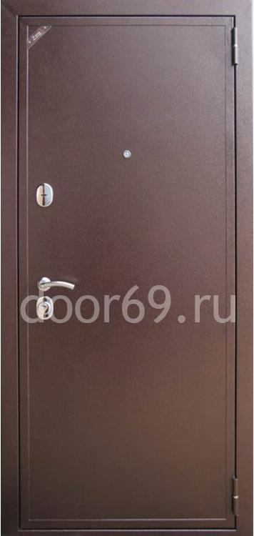 Зетта Евро 2Б2 Домино Антик медь / Светлый венге