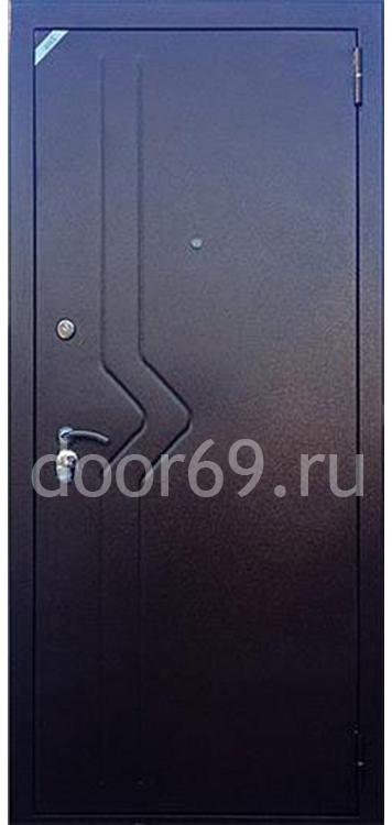 Зетта Комфорт 2Д1 Медь Слалом / Венге Бастион