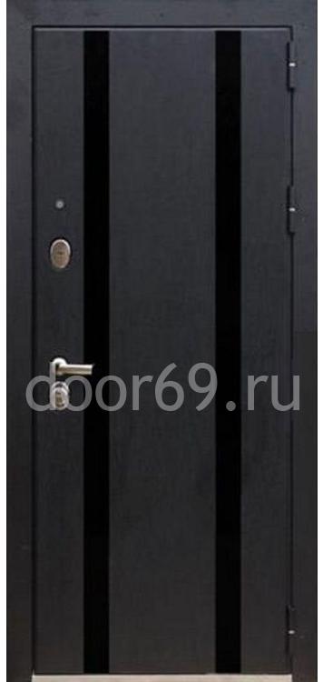 Зетта Премьер З К2 F062 Кора чёрная / Венге белый