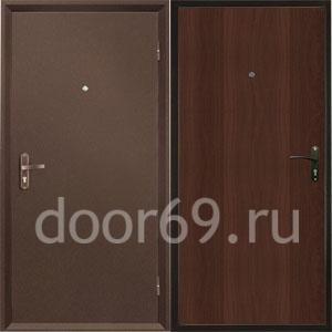 металлические антивандальные двери в Твери фотография