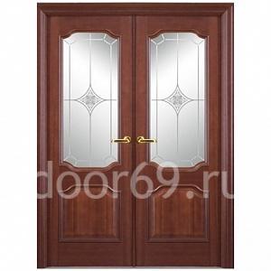 двойные двери в Твери фотография