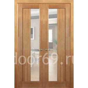 Двустворчатые двери в Твери фотография