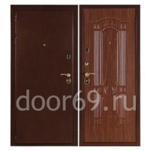 стандартные стальные двери из металлопроката изображение