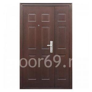 утепленные двери изображение