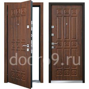 входная дверь с шумоизоляцией и звукоизоляцией изображение