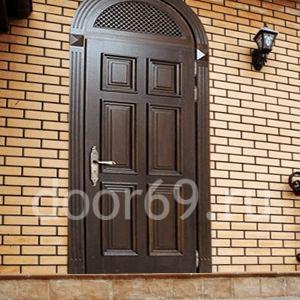 Двери для загородного дома  в Твери фотография