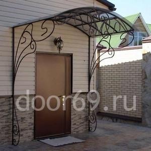 Двери для загородного дома изображение
