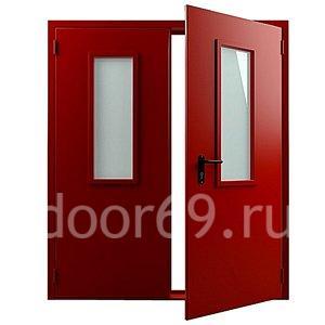 Противопожарные двери изображение